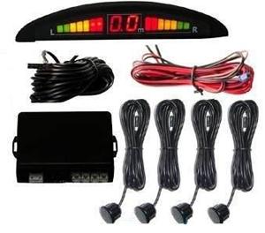 Componentes Sensor de Estacionamento