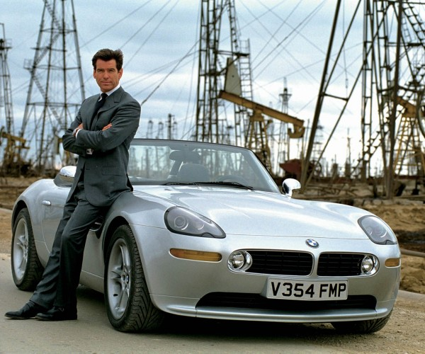 BMW do James Bond