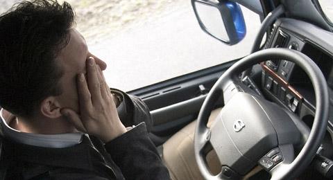descanso para dirigir