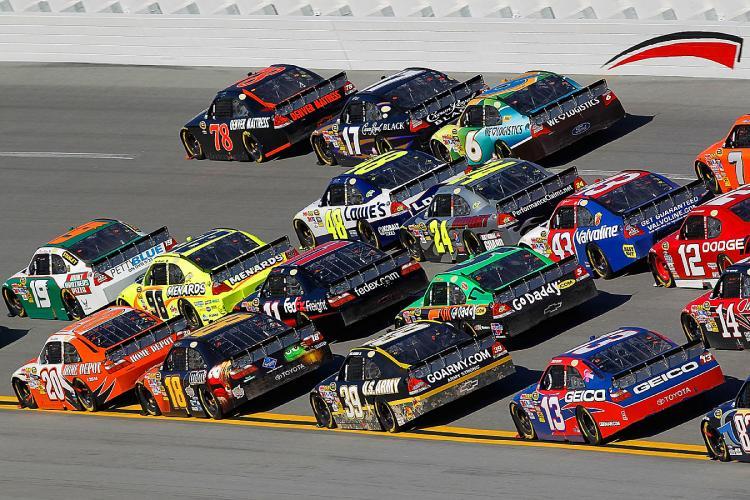 história da NASCAR
