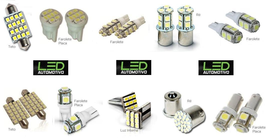 Led para carros entenda as vantagens blog tuning parts - Como instalar lamparas led ...